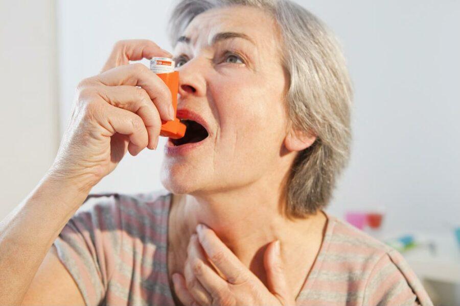 Бронхиальная астма ингаляторы