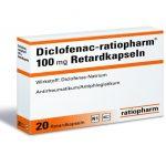 Диклофенак ратиофарм особенности применения
