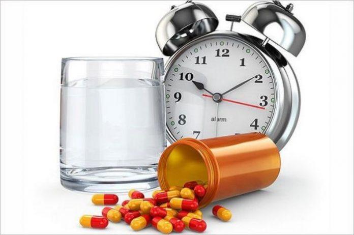 Через сколько действует Диклофенак